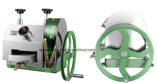 China Manuales de acero inoxidable de la máquina de caña de