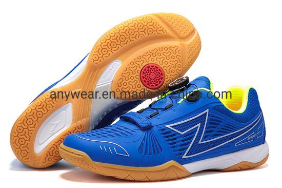 Sneaker Tennis de table de Chaussures pour Chine Badminton jLAR54