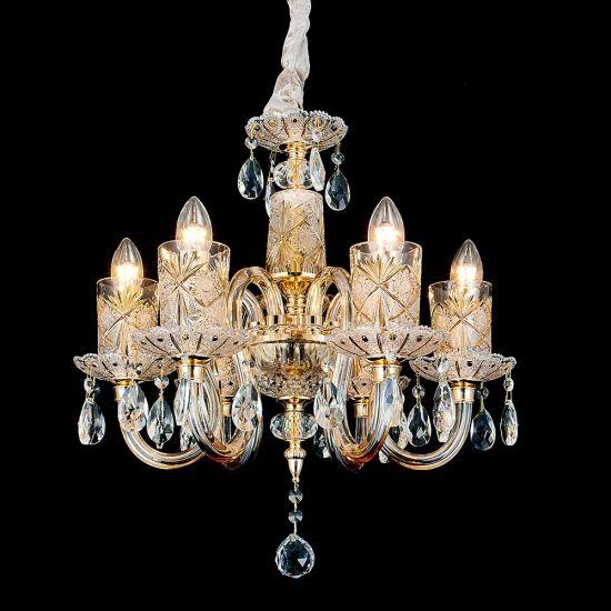 elegante tallado Alta de lujo de calidad cristal araña China xotshBQdCr