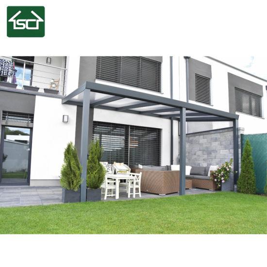 China Techos De Aluminio Para Las Cubiertas De Patio Jardín