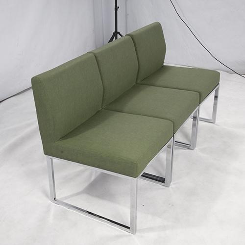 Chine Meubles de couleur verte Salon canapé moderne sans l ...