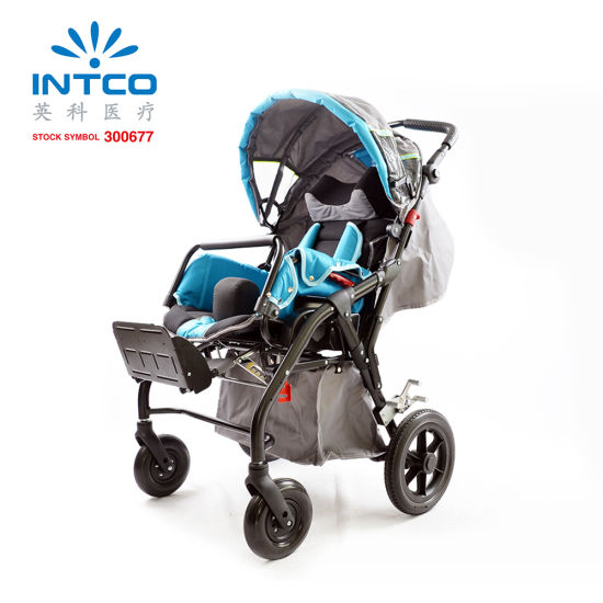 China Paraguas ligero de aluminio silla de paseo bebé