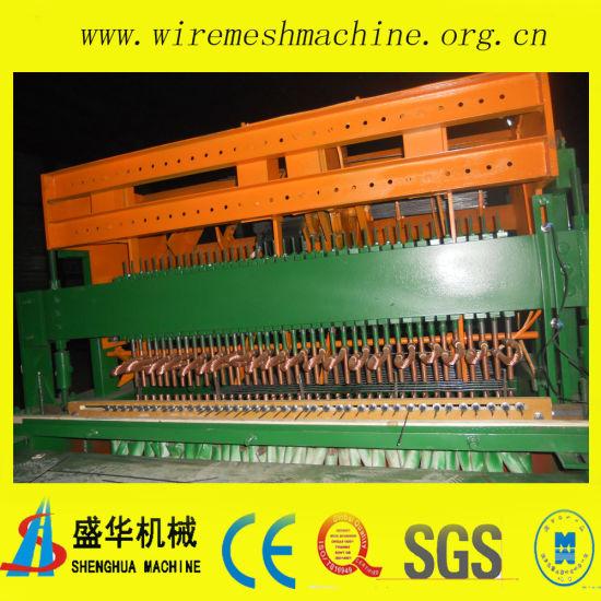 Chine Treillis Soudes Tableau De Bord De La Machine Mesh De Diametre De Fil 4 8mm Acheter Treillis Soudes Sur Fr Made In China Com