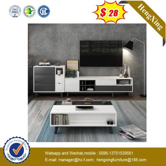 Nuovo basamento moderno di legno solido TV della mobilia della camera da  letto di stile cinese (HX-8ND9284)
