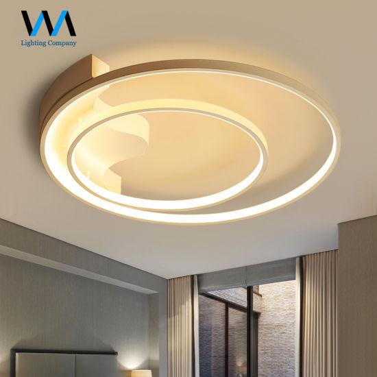 moderno de de China luz El lineales arte de techo la f6yYbv7g
