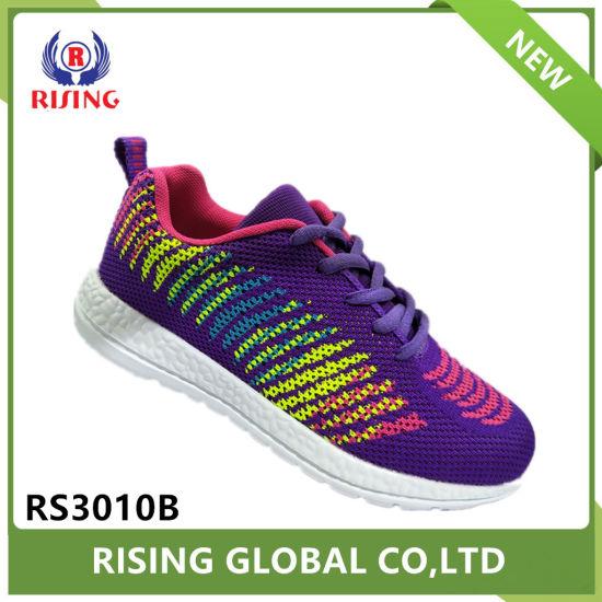 la mejor actitud 831c9 3a57f 2018 moda casual zapatillas atléticas transpirable tejido zapatos deportivos