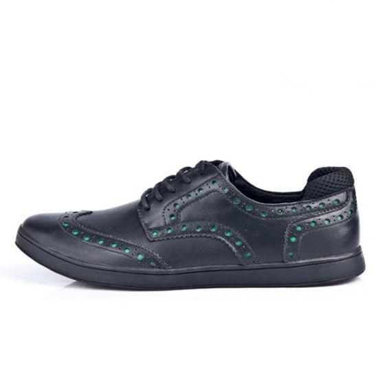 China Nuevo diseño de moda zapatos formales de los hombres