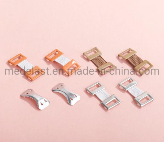 soporte para tarjeta de identificaci/ón Waizmann.IDeaS 50 clips de metal con pesta/ña verde clip de metal de presi/ón para soporte de tarjetas de identificaci/ón soporte para tarjeta de identificaci/ón