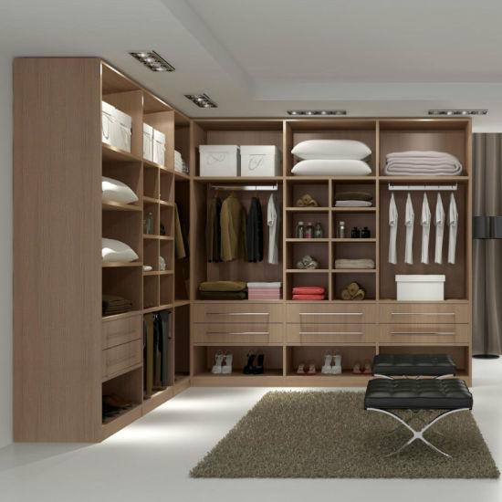 Chine Chambre à coucher en bois moderne personnalisé de gros ...