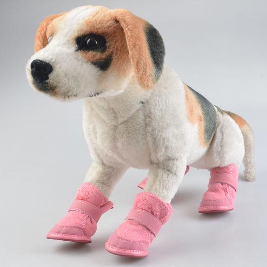 China De hoge Schoenen van de Hond van het Huisdier van het