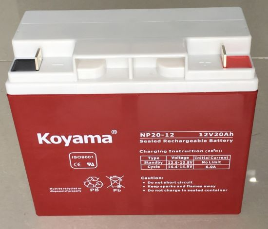Chine Stockage d'énergie batterie 12V100ah Batterie Gel