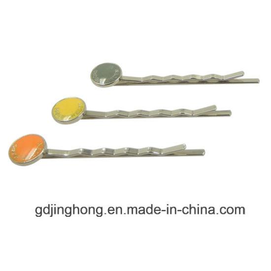 Différents modèles en épingle à cheveux fine en alliage de zinc de qualité
