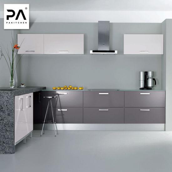 China Muebles de hogar Cocina Modular armario armario ...