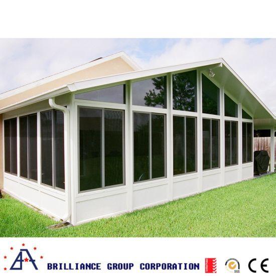 China Portátil De Aluminio Terraza Solarium Comprar La