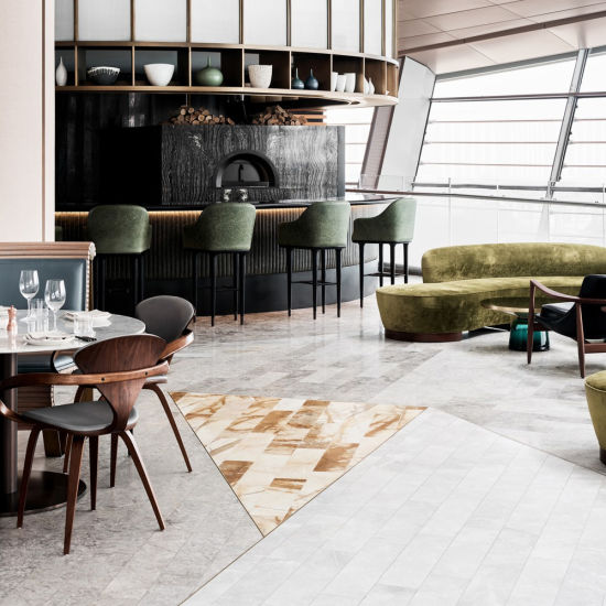 China Nuevo Diseño de Muebles de Comedor Custom Hotel ...