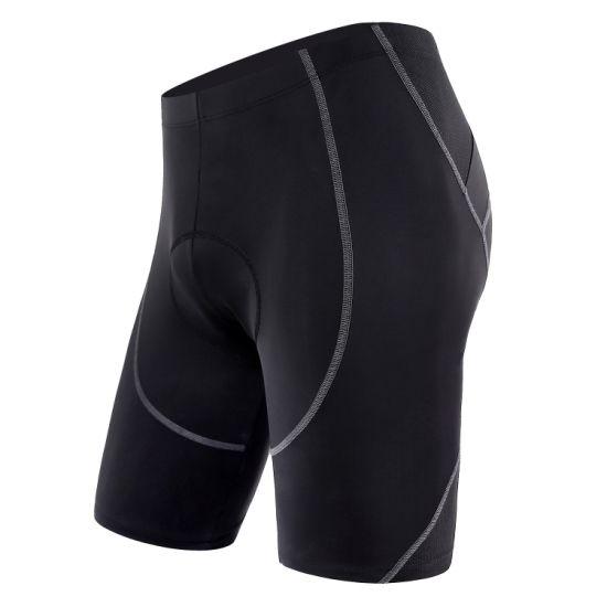 Nouveau Homme Qualité Rembourré Cyclisme Short Anti-Bac rembourrage Short