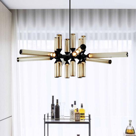 diseño China de de araña Iluminación Moderno lámpara PX8OkNn0wZ