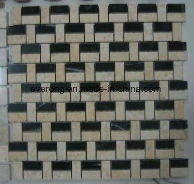 Chine La Pierre Naturelle De L Ardoise Art Mosaique De Marbre Pour