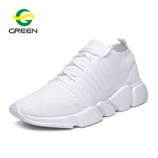 Vierge OEM Fashion Casual Sneakers gros en Chine, de la marque les chaussures de sport Sneakers exécutant Hommes chaussures baskets pour hommes