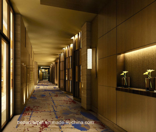 China Comedor restaurante de lujo alfombras de moqueta ...