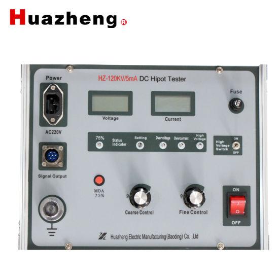 Chine Équipement de test diélectrique du câble HT de l..