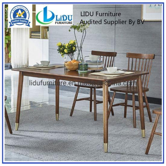 China Juego de mesa de comedor moderno mobiliario de Casa ...