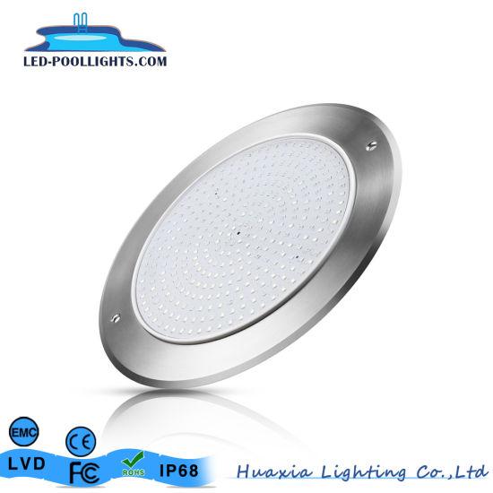 IP68 6W 8W 18W DC12V Mehrfarbenswimmingpool-Licht der aquarium-Lampen-LED  Unterwasser