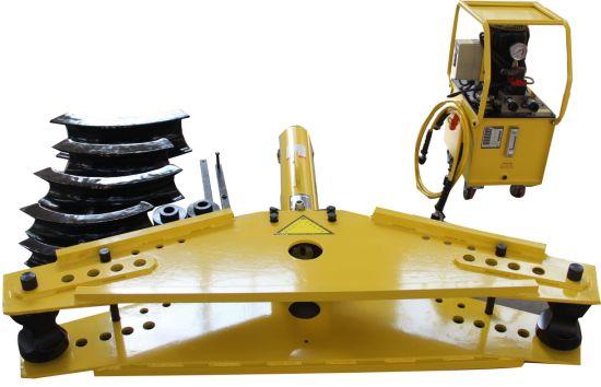 Tipo Spaccato Piegatrice Idraulica Elettrica Del Tubo Sov Dwg 108 Con Il Prezzo Competitivo