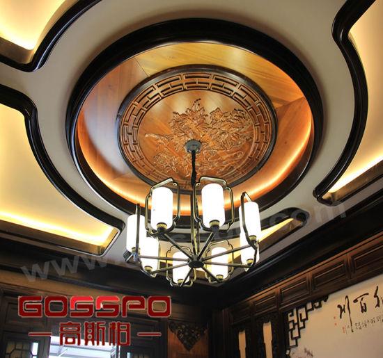 Chine Bois Sculpté De Style Chinois Des Panneaux De Plafond