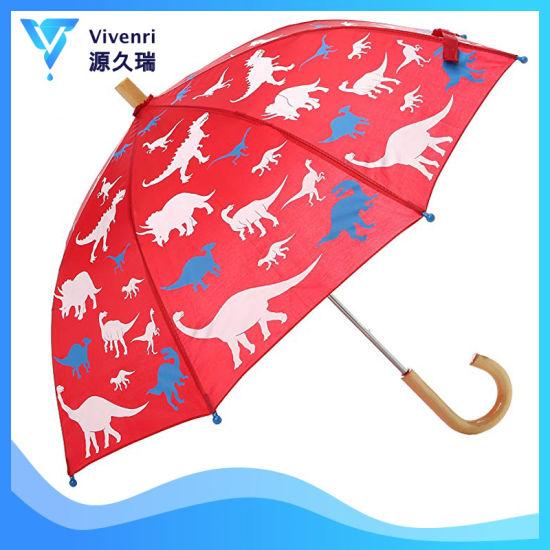 الصين أطفال يفرقعون فوق فاتن رسم متحر ك مظلة يشترى واضحة مظلة قب عة على Sa Made In China Com
