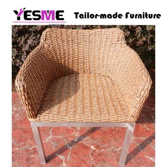 Chine L\'extérieur des meubles en osier Chaise en rotin ...