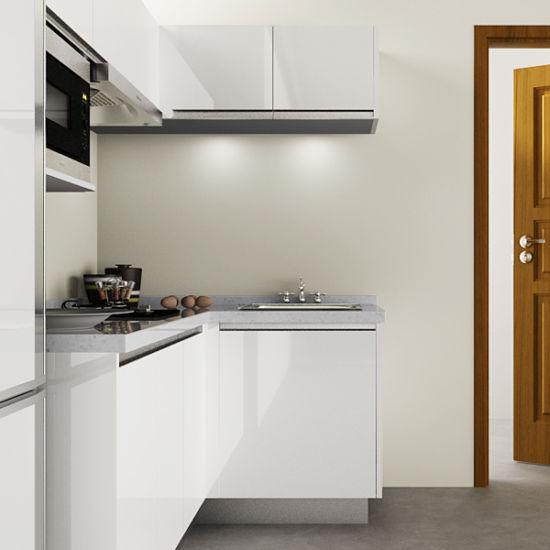 Disegno moderno della Camera, armadi da cucina utilizzati Craigslist, mini  cucinino della lacca