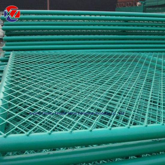 China Estructura De Acero Expandido Valla De Malla Comprar