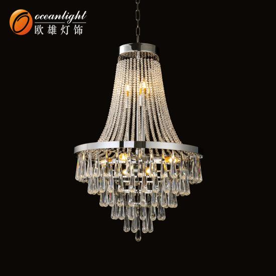 de moderna cristal calidad Candelabro de China alta 0NnOPwX8Zk