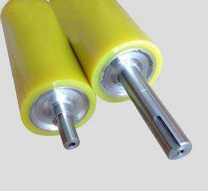 Ролики полиуретановые для конвейера транспортер тоц 16 5