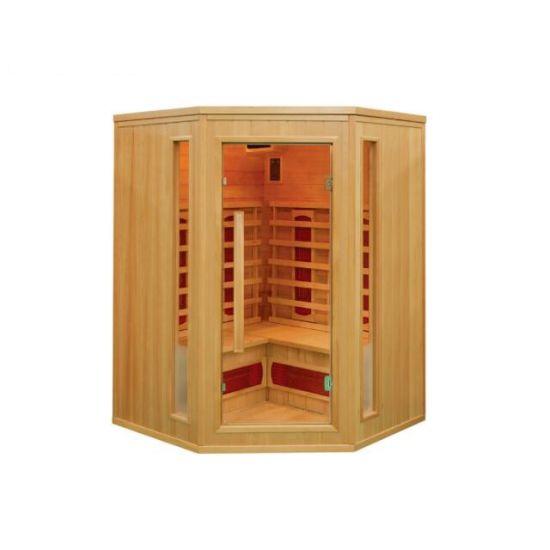 cómo perder peso con la sauna de infrarrojos lejanos
