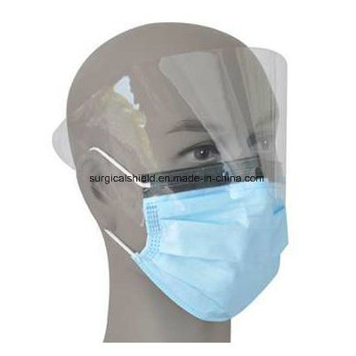 masque de protection visage jetable