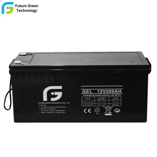 Batterie solaire Panneau solaire Chargeur énergie photovoltaique PV 55Ah 12V