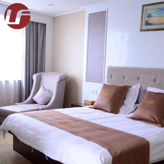 mobilia di legno della camera da letto dell\'hotel della Cina di stile  moderno cinque stelle 2019