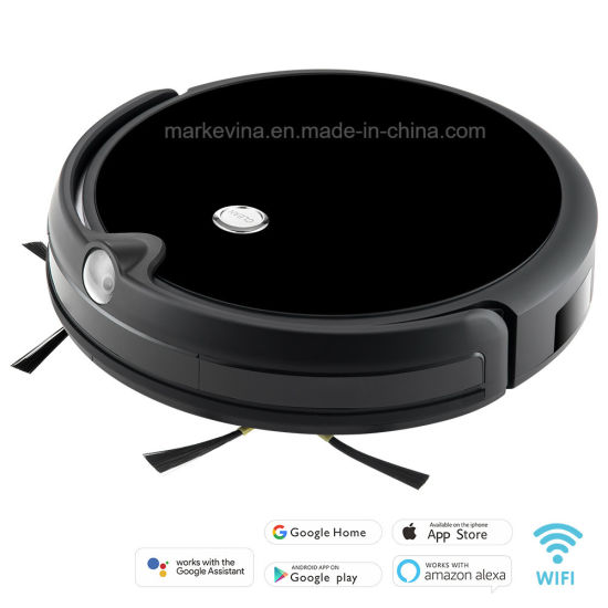 Smart Autorecharge WiFi robot aspirateur balai