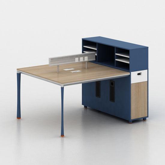 Chine 2 Personne Bureau De Poste De Travail De Bureau Moderne Table Acheter Table Office Sur Fr Made In China Com