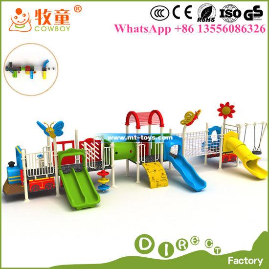 Los niños al aire libre Jardín equipos de juego para niños, jardín de niños  jugar juguetes para bebés