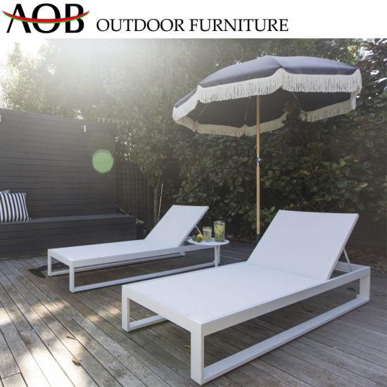 Chine Conception moderne de meubles de jardin en plein air ...