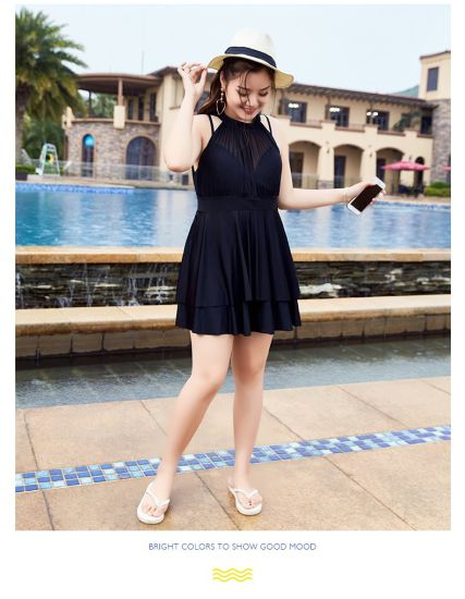 Chine Robe De Plage Rouge Noir Sans Manches Sweet Taille Mini Robes Plus Acheter Maillot De Bain Sur Fr Made In China Com