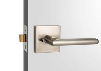 Salle de bain toilette porte à mortaise tubulaire verrou loquet en acier ou laiton