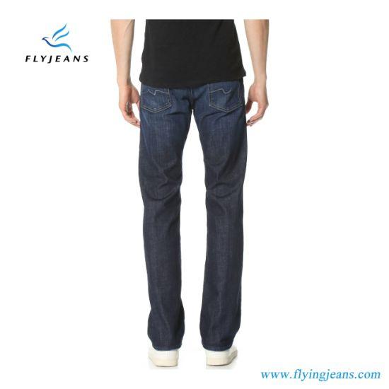 China Relajado Straight Leg Casual Hombre Jeans Stretch Pantalones De Mezclilla E P 4122 Comprar Los Hombres Pantalones Vaqueros En Es Made In China Com