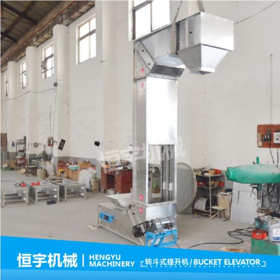 Элеватор в пищевой ремонт шнековых конвейеров