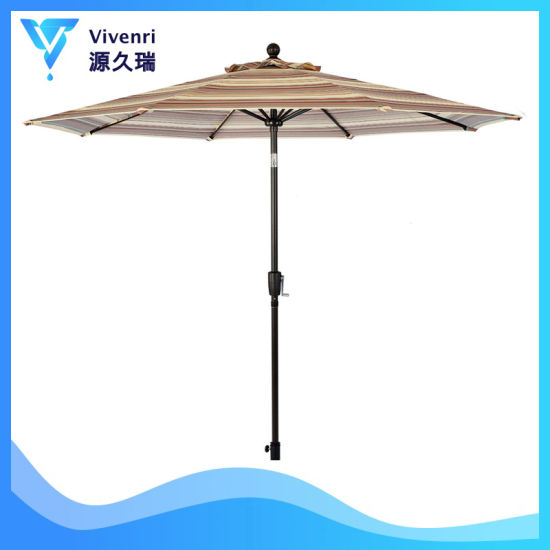 Jeu De 9 Ft Patio Jardin Parapluie