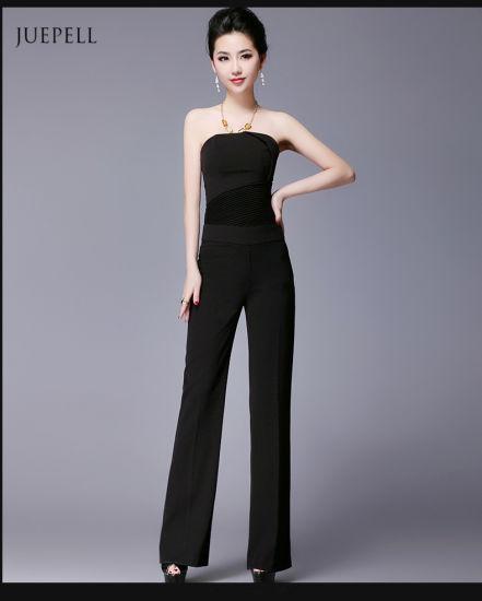 China Conjuntos De Pantalón Y Blusa Mujer Vestir Ropa De