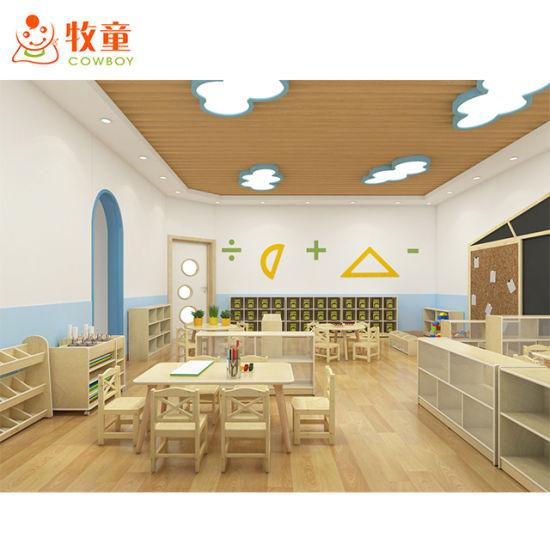 Chine Garderie De Bois Solide Pour La Vente De Meubles En Classe Acheter Garderie Mobilier Sur Fr Made In China Com